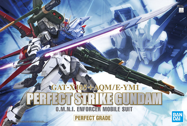 PG 1/60 Perfect Strike Gundam - Model Kit
