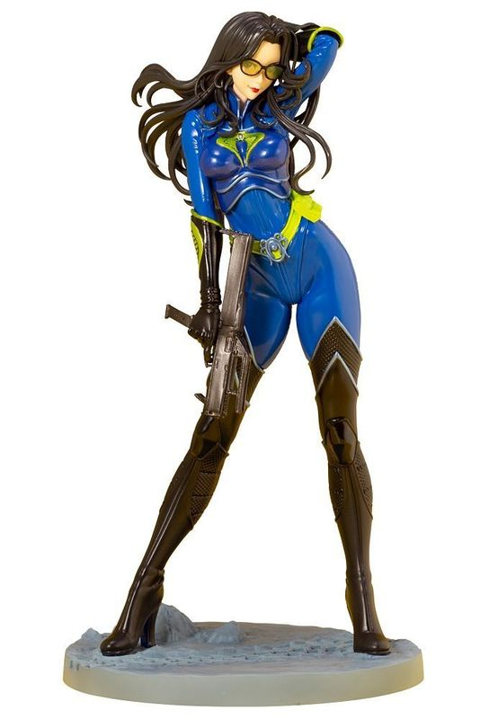 G.I. JOE Bishoujo: 1/7 Baroness - PVC Figure