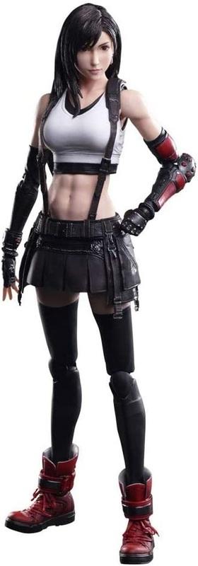 Final Fantasy VII Remake: Tifa Lockhart - Play Arts Kai Figure