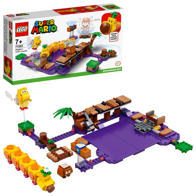 LEGO Super Mario: Wiggler's Poison Swamp - Expansion Set (71383)