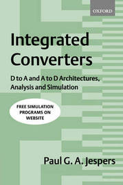 Integrated Converters by Paul Jespers image