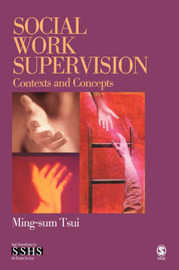 Social Work Supervision by Ming-Sum Tsui image