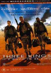 Three Kings on DVD