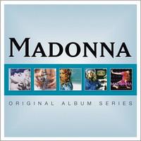 5 Albums in 1 - Original Album Series by Madonna