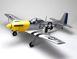 Kyosho GP P51 Mustang 40 With Retracts RC Plane