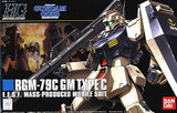 HGUC RGM-79C GM Custom 1/144 Model Kit