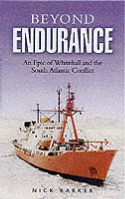 Beyond Endurance by Nick Barker