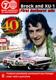 Brock & XU-1: Bathurst 1972 (Magic Moments of Motorsport) on DVD