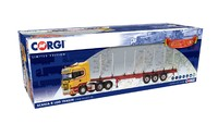1/50 Scania R Log Trailer, Coille Haulage