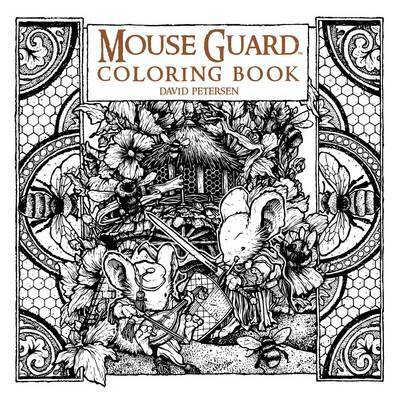 56b1356ccf84 Mouse Guard  Coloring Book