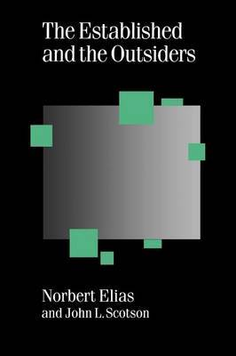 The Established and the Outsiders by Norbert Elias image