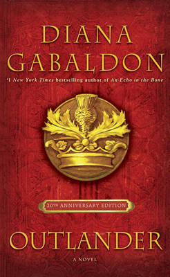 Outlander (20th Anniversary Edition) (Outlander #1) by Diana Gabaldon image
