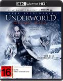 Underworld: Blood Wars (4K UHD + Blu-ray + UV) DVD