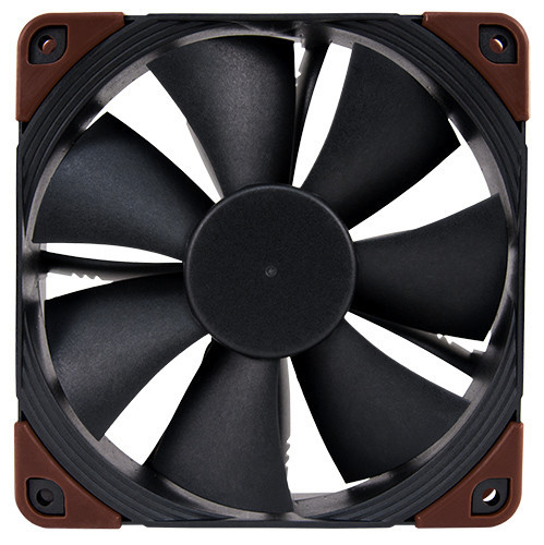 120mm Noctua NF-F12 industrialPPC-3000 4-Pin Fan IP52 PWM