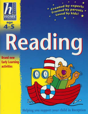 Age 4-5 Reading by Rhona Whiteford