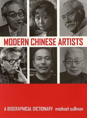 Modern Chinese Artists by Michael Sullivan image