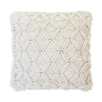 Bambury Moloka Cushion Cover (Ivory)