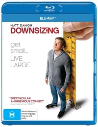 Downsizing on Blu-ray