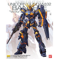 MG 1/100 Unicorn Gundam 02 Banshee Ver.Ka - Model Kit