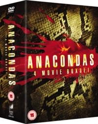 Anaconda 1-4 on DVD