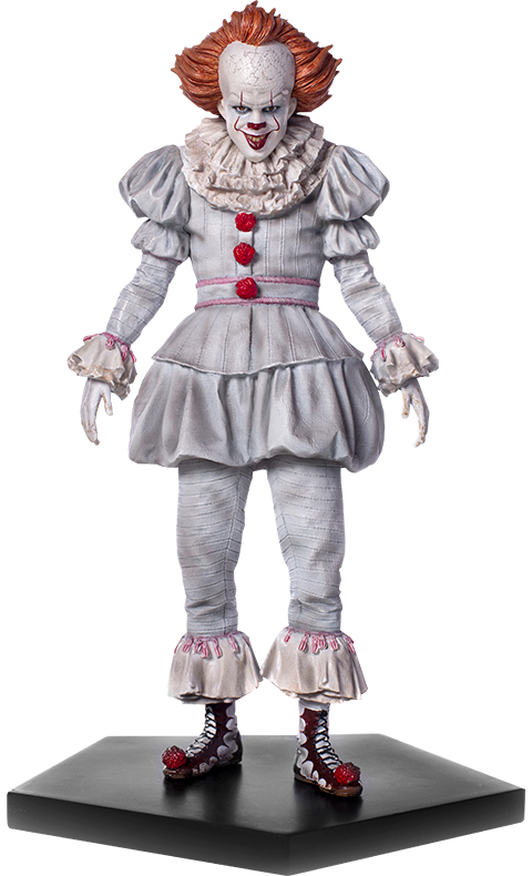 It (2017): 1/10 Pennywise - Art Scale Statue
