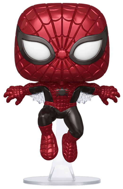 Marvel: 80th - Spider-Man 1st Appearance (Metallic) Pop! Vinyl Figure