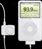 Apple - iPod Radio Remote (iPod nano & 5th Gen iPod) image