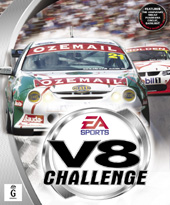 V8 Challenge - Ford Box for PC Games
