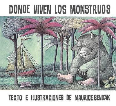 Donde Viven Los Monstruos (Album Clasico) by Maurice Sendak image