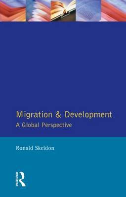 Migration and Development by Ronald Skeldon image
