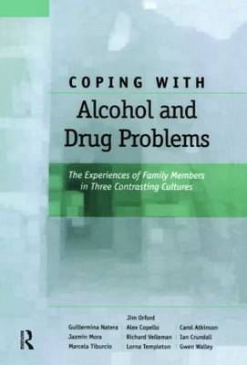 Coping with Alcohol and Drug Problems by Jim Orford image