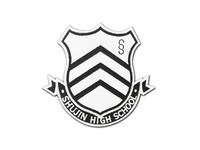 Persona 5: Shujin High School Emblem Patch
