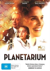 Planetarium on