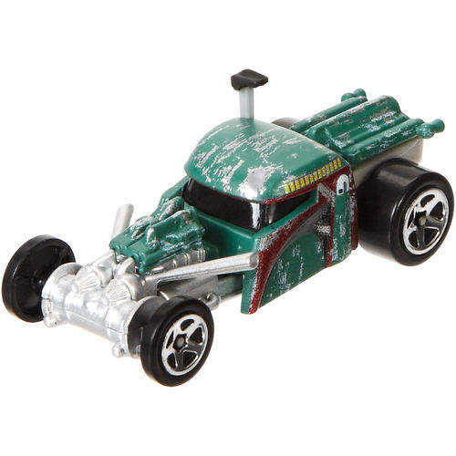 Hot Wheels: Star Wars Character Car - Boba Fett