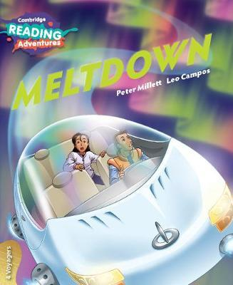 Meltdown 4 Voyagers by Peter Millett