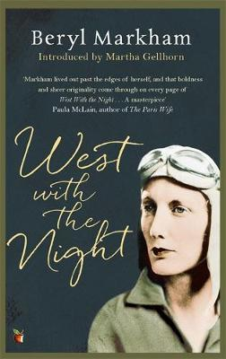 West With The Night by Beryl Markham image