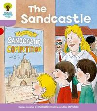 Oxford Reading Tree: Level 1+: More First Sentences B: Sandcastle by Roderick Hunt
