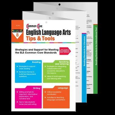 Common Core Ela Tips & Tools Grade 8