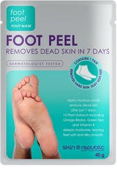 The Skin Republic: Foot Peel Foot Mask
