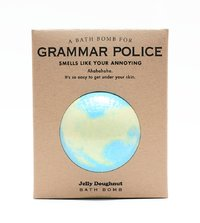 Whiskey River Co: Bath Bomb - Grammar Police