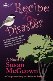 Recipe for Disaster by Susan McGeown image