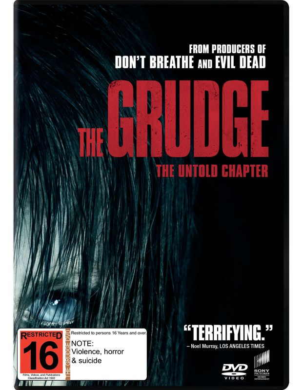 The Grudge (2020) on DVD