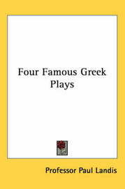 Four Famous Greek Plays image
