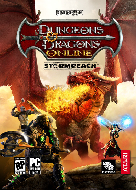 Dungeons & Dragons Online for PC Games