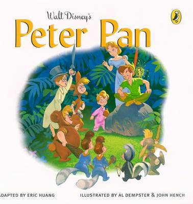 Walt Disney's Peter Pan by Walt Disney