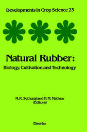 Natural Rubber: Volume 23 image
