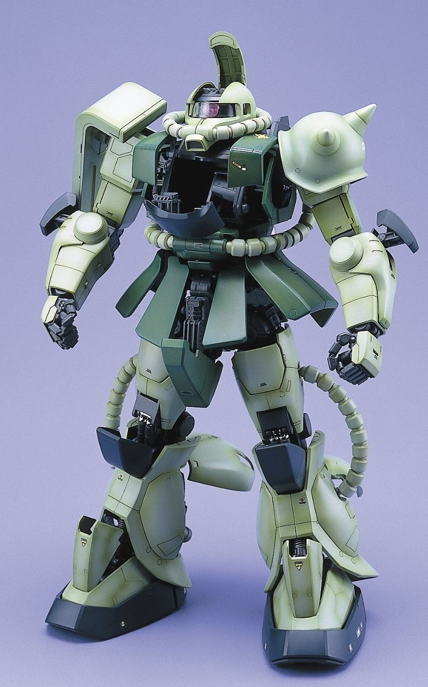 PG 1/60 Zaku II MS-06F - Model Kit image