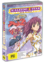 Kaleido Star - New Wings: Complete Season 2 (6 Disc Box Set) on DVD