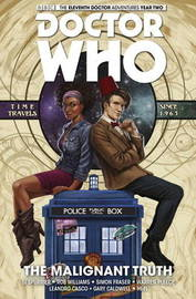 Doctor Who by Simon Spurrier