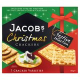 Jacob's Biscuits For Cheese (450g)